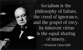Winston Churchill - Socialism