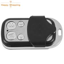 SG Shopping <b>3X Universal</b> Remote Control 433MHZ Garage Door ...