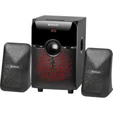 <b>Акустическая 2.1 система</b> Defender X182 18Вт, BT/FM/MP3/SD ...