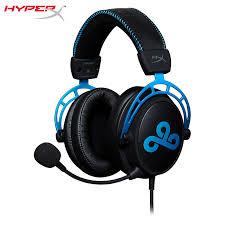 <b>HyperX Cloud Alpha Cloud9</b> Edition Headset HyperX Dual ...