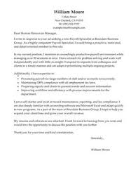 best payroll specialist cover letter examples   livecareerpayroll specialist cover lettertradition design
