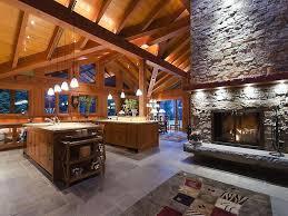 Kitchen Designs  Marvelous Round Dining Table Open Kitchen Floor    Open Kitchen Floor Plans Bring Family Closer   Spacious Open Kitchen Floor Plans Granite Tile Floor
