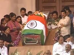 Image result for jayalalitha death photos