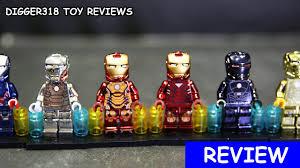 lego marvel superheroes chrome iron man decool bootleg iron patriot mark 2 16 21 42 46 review bootleg iron man 2 starring