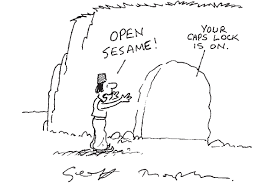Image result for open sesame