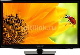 Купить LED <b>телевизор SAMSUNG UE24H4070AUXRU</b> HD ...