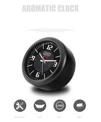 <b>Free shipping car</b> clock styling <b>car</b> decorations clock electronic time ...