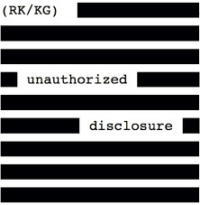 Unauthorized Disclosure