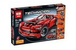 <b>Конструктор Lepin</b> Technician <b>Суперавтомобиль 20028</b> 1281 ...