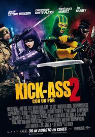ver kick-ass 2: con un par