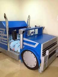 semi truck kids bed boy kids beds bedroom