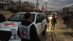 Image result for Food arrives in Syria