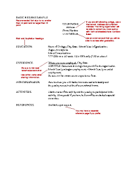 simple resume sample basic resume examples basicresumeexamples3 simple resume sample basic resume examples sample of basic resume