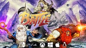 <b>Battle Axe</b>: a pixel-art arcade adventure! by Henk Nieborg ...