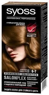 Купить <b>Syoss Color</b> Стойкая крем-<b>краска</b> для волос, 6-7 ...