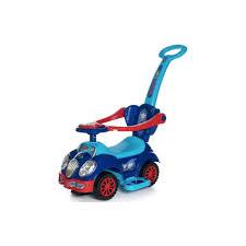 <b>Baby Care Каталка детская Cute</b> Car (музыкальный руль) Синий ...