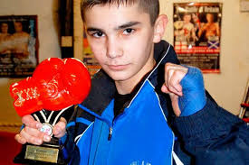 Ryan Birch. Darnhill and Heywood boxer Ryan Birch earned a majority decision against Alex Rutter of Boarshaw ABC at the weekend. - C_71_article_1198194_image_list_image_list_item_0_image