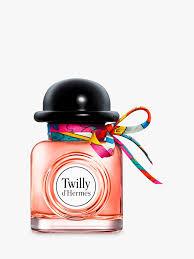 <b>HERMÈS Twilly d'Hermès</b> Eau de Parfum at John Lewis & Partners