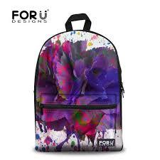Women's <b>Girls</b>' Canvas Shoulder Bag Cool Backpack Travel Satchel ...