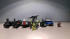 Обзор на <b>Конструктор LEGO</b>® DC Comics <b>Super Heroes</b> 76120 ...