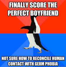 finally score the perfect boyfriend not sure how to reconcile ... via Relatably.com