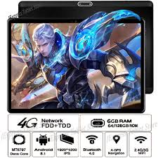 2020 <b>New DHL Free Shipping</b> 10 inch 4G LTE Android 8.1 Tablet ...