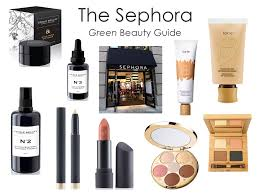 if you love green beauty you may think you can 39 t find natural makeup brands at sephora