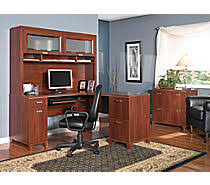 bush tuxedo collection hansen cherry bush home office furniture