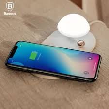 <b>Baseus</b> 10W QI Wireless Charger For iPhone X 8 Samsung S9 S8 ...