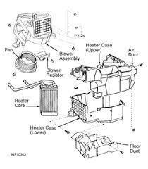 my blower motor will not work in my 1987 4x4 toyota pickup fixya heater blower wiring diagram
