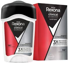 <b>Rexona Дезодорант</b>-крем <b>Men Clinical</b> Protection Защита и ...