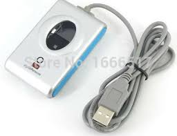 <b>Free Shipping</b>!! USB 4000B <b>Digital Finger</b> Print Fingerprint Reader ...