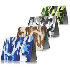 camouflage pattern pc <b>laptop hard case</b> cover <b>protective</b> shell for ...