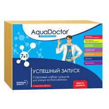 Стартовый <b>набор для бассейна</b> AquaDoctor 7 в 1 - купить по ...