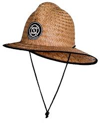 Saint Florian <b>Clothing</b> Straw Firefighter Hat- Large/XL <b>60cm</b> (Large ...