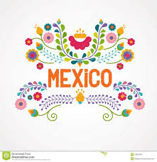 Mexico <b>Flowers</b>, <b>Pattern</b> And Elements - Download From Over 49 ...