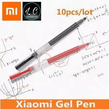 <b>Xiaomi Mijia</b> Original <b>Super Durable</b> Writing Sign Pen 0.5mm bullet ...
