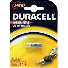<b>Батарейка A27</b> Duracell MN27 1 шт. — купить, цена и ...