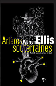 ARTERES SOUTERRAINES (couverture)