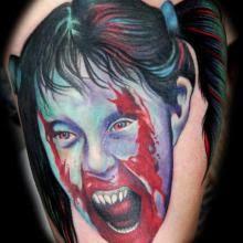 Tattoos by Paul Naylor - Paul-Naylor-at-Indigo-Tattoo-UK-11