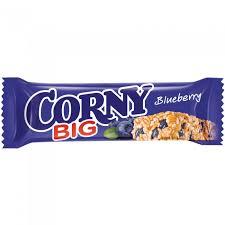 <b>Corny Злаковый</b> батончик Big с черникой 40 г - Акушерство.Ru