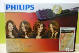 Philips / <b>Фен</b>-<b>щётка ProCare</b> HP8656/00 купить в Московской ...