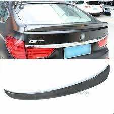 Carbon Fiber <b>Rear Trunk Spoiler for</b> 14-17 BMW 5 Series GT F07 ...