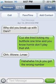 wrong number..haha | funny life quotes | Pinterest via Relatably.com