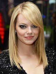 <b>Long Straight</b> Hair With <b>Side Bangs</b> - but I wish it what fuller/had ...