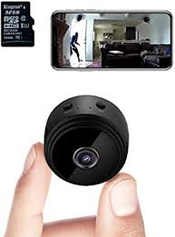 Mini Spy Camera WiFi Wireless Hidden Video ... - Amazon.com