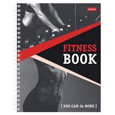 Купить <b>Дневник</b> для фитнеса <b>А5 96</b> л., гребень, глянцевая ...