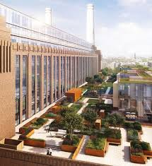 the development will come with sky gardens for the offices apple head office london