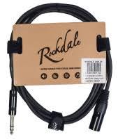 <b>ROCKDALE</b> XJ001-2M <b>кабель</b> Stereo Jack/<b>XLR</b> m купить <b>Кабели</b> ...