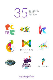 17 best images about logo designs logo design 35 stunning examples of colorful logo designs inspirationfeed com inspiration